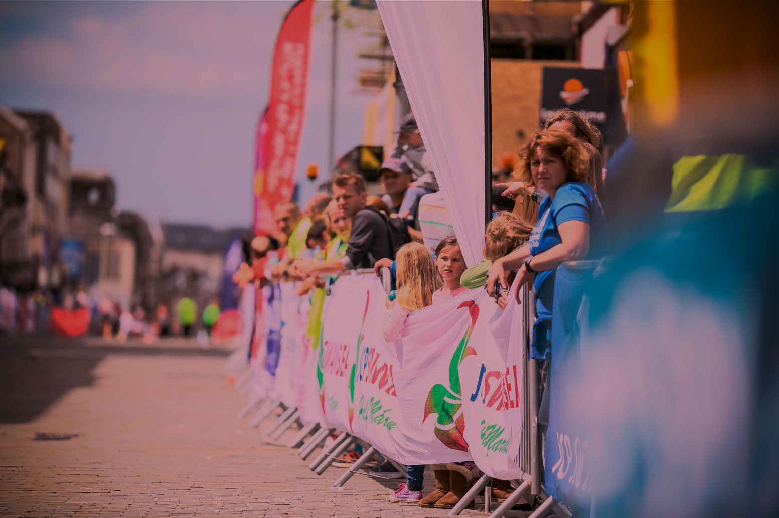 KEEPING UP WITH THE JONESES?  THEN YOU BETTER LACE UP & ENTER THE JCP SWANSEA HALF MARATHON THIS JUNE