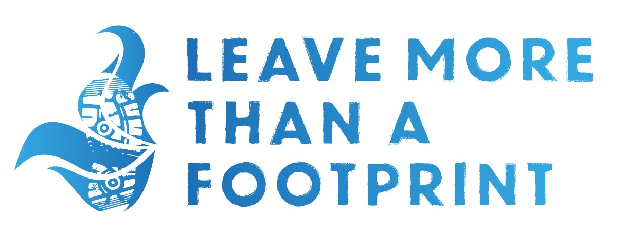 leave more than a footprint