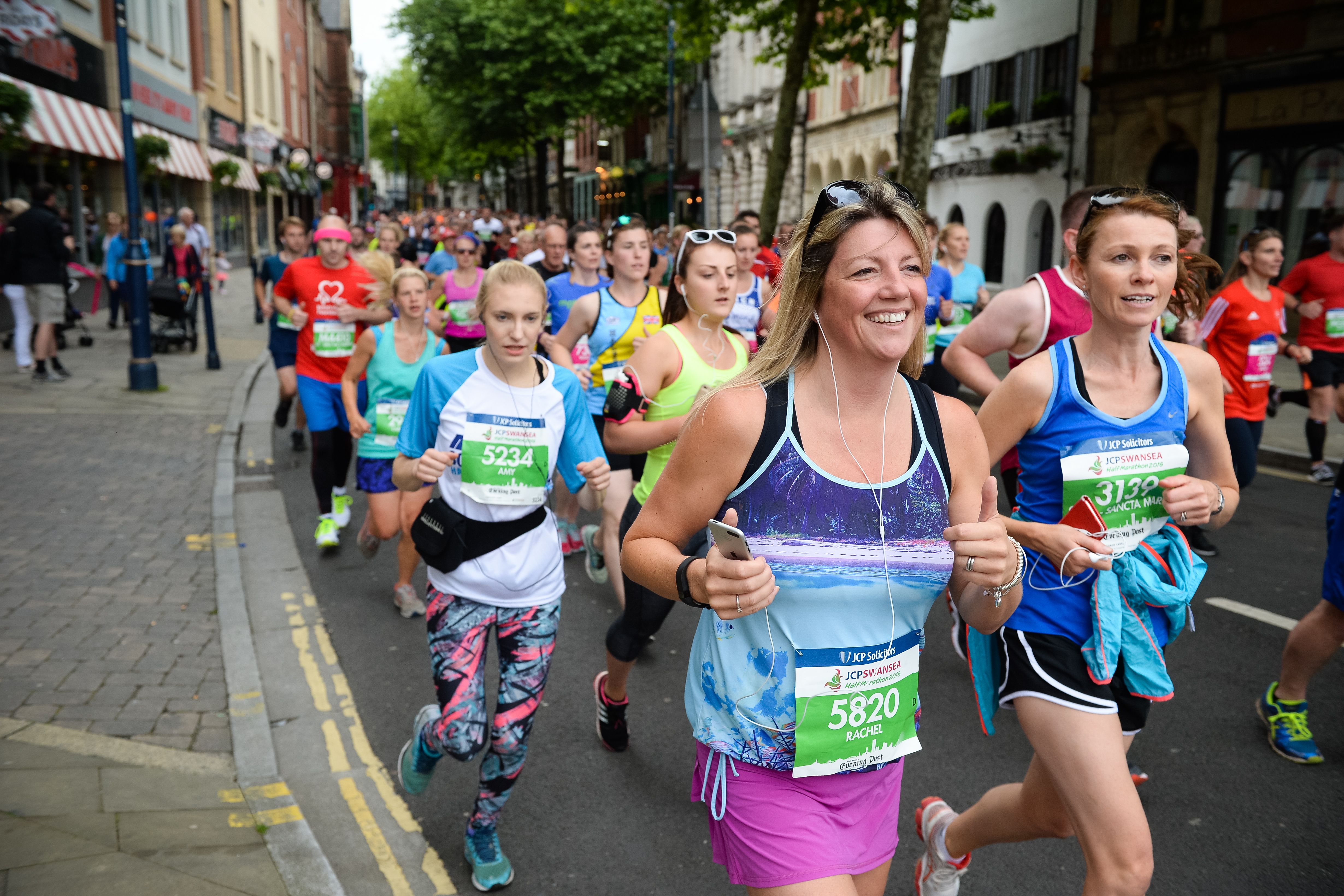 Mums A Go-Go As Mothering Sunday Marks Countdown To The JCP Swansea Half Marathon