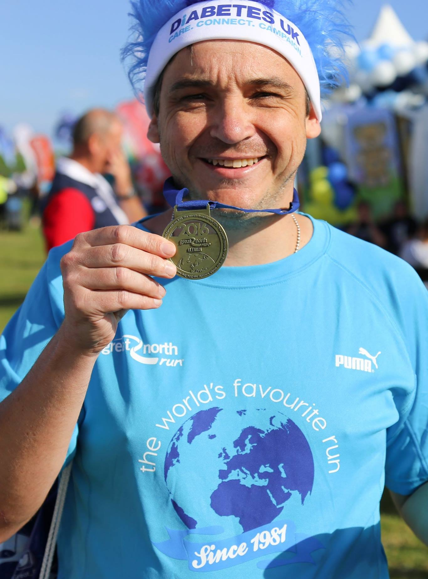World Record Attempt with a difference at the JCP Swansea Half Marathon