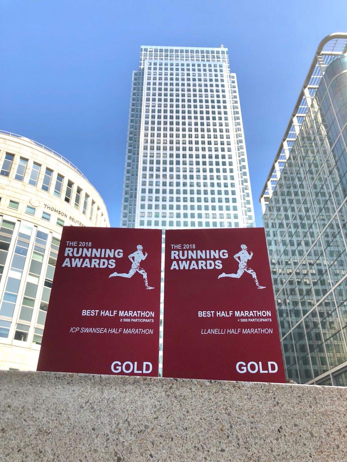 Front Runner Events Hits The Double At The 2018 UK Running Awards